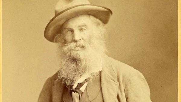 Walt Whitman, about 1870