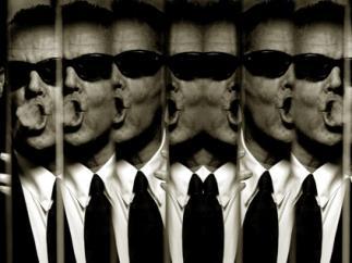 'Jack Nicholson, Rolling Stone, NYC, 1998'