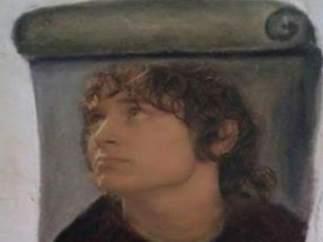 Frodo como 'Ece Homo'