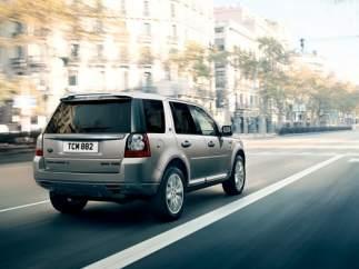 Nuevo Land Rover Freelander 2