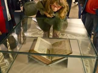 Códice Calixtino expuesto