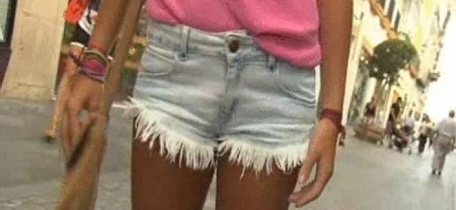 Los shorts, la estrella del verano