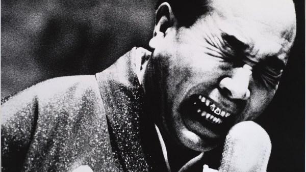 Entertainer on Stage, Shimizu, 1967