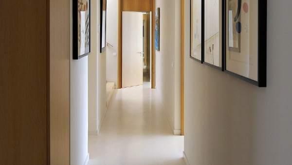 C mo decorar el pasillo para sacar partido a una zona de paso - Como pintar el pasillo de un piso ...