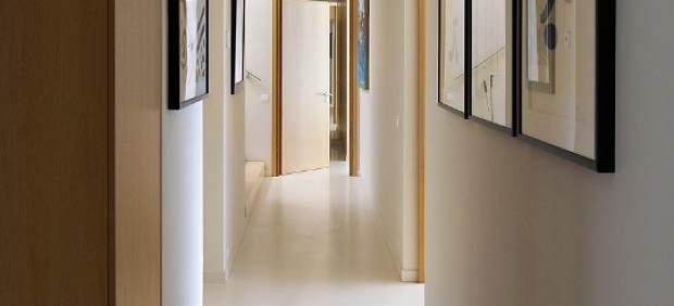 El espacio m s dif cil de la casa consejos para decorar for Que color elegir para un pasillo oscuro