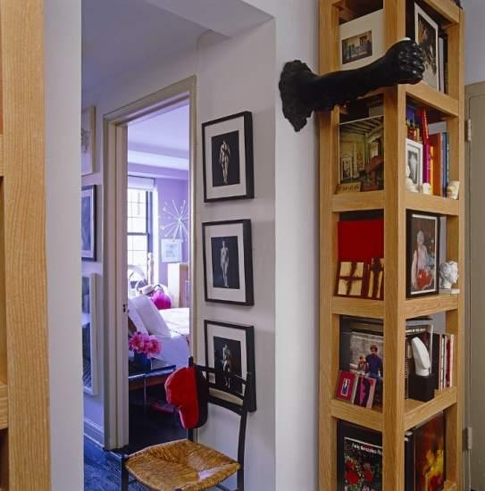 C mo decorar el pasillo para sacar partido a una zona de paso - Decorar pasillo estrecho y corto ...
