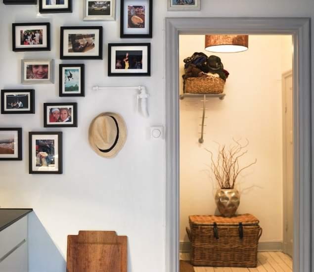 Largo estrecho y dif cil c mo decorar el pasillo de casa for Como decorar un pasillo largo y estrecho