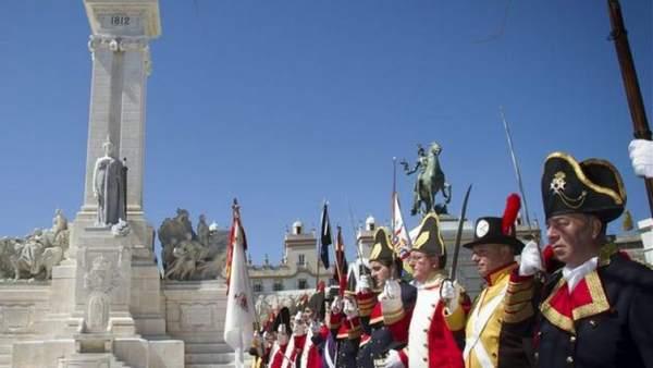 Cádiz bicentenario 2012