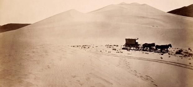 Sand Dunes, Carson Desert, Nevada 1867