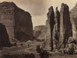 Cañon de Chelle, 1873