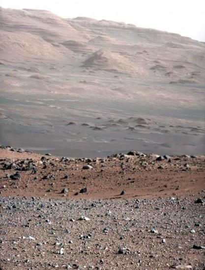 Vistas en alta resolución de Marte