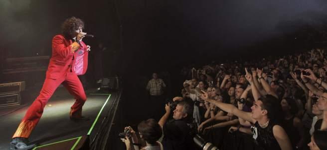 Enrique Bunbury inicia una gira por América