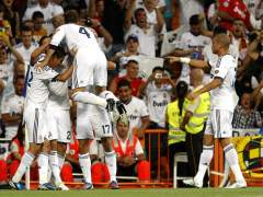 El Madrid gana la Supercopa