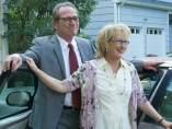 Tommy Lee Jones y  Meryl Streep