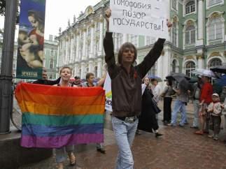 Rusia y la homosexualidad