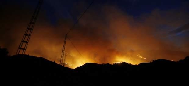 Incendio en Coín