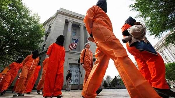 Protestas contra la tortura