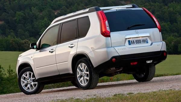 Nuevo Nissan X-Trail 2012