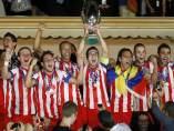 Atlético, supercampeón