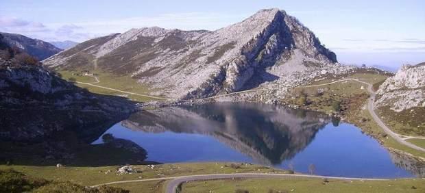 Por las sendas y montañas asturianas del Queso de Cabrales