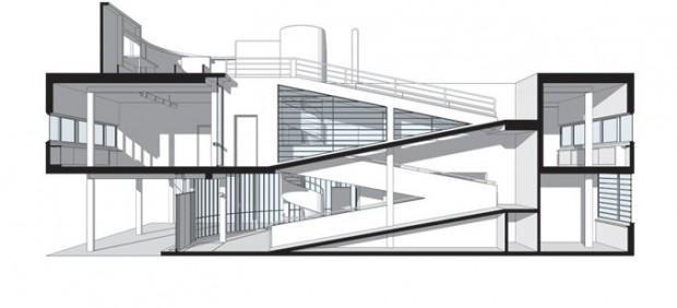 39 redibujan 39 las 26 viviendas del arquitecto le corbusier - Le corbusier casas ...