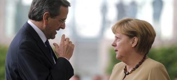 Samar�s y Merkel