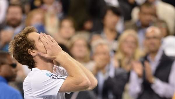 Andy Murray rompe el maleficio