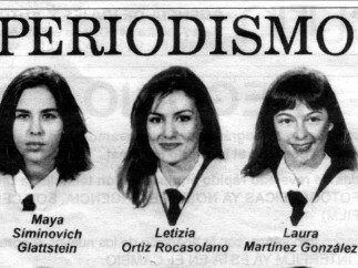 Licenciada en Periodismo