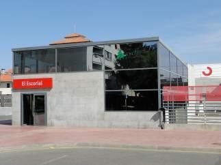 Estación de Cercanías de El Escorial