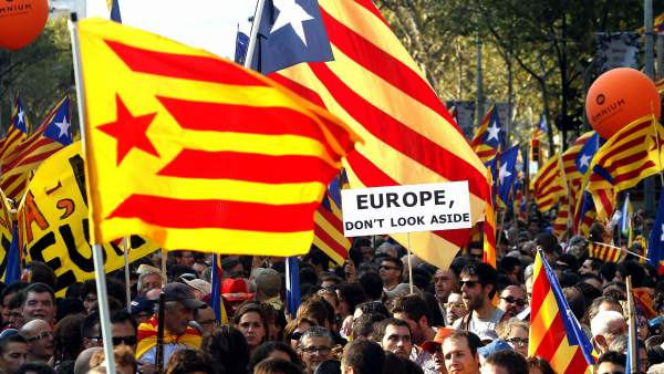 'Cataluña, nuevo Estado de Europa'