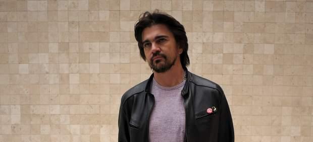 El colombiano Juanes