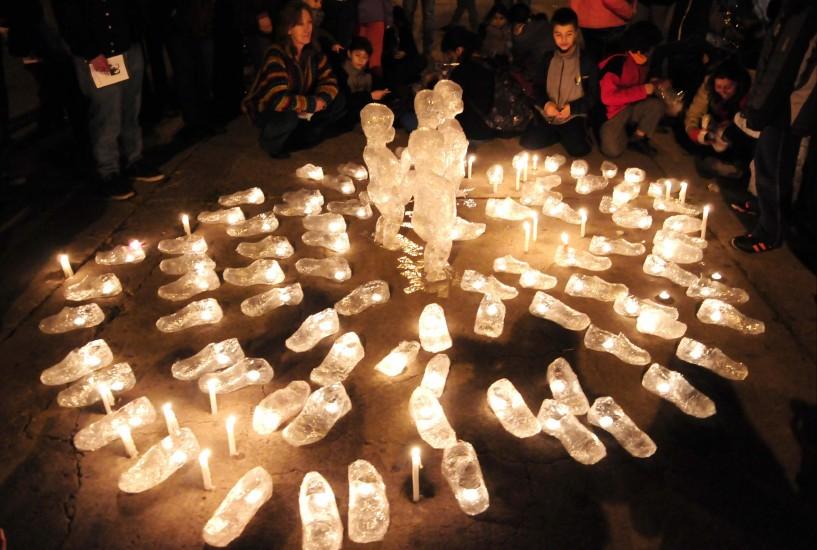 Aniversario del golpe de Estado en Chile
