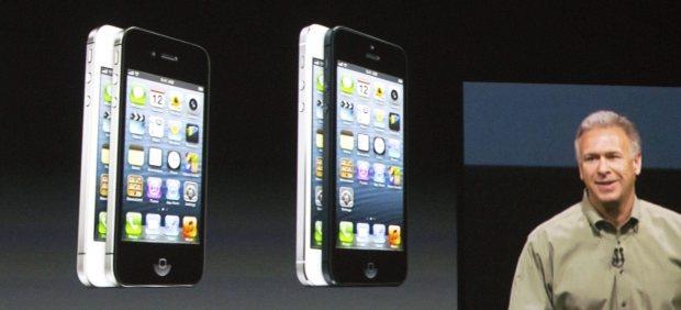 """Apple desvela el iPhone 5, su nuevo smartphone que presume de ser """"el más delgado de todos"""""""