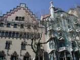 Casa Ametller y Casa Batlló.