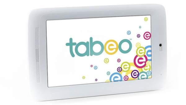 Tabeo, la tableta para niños