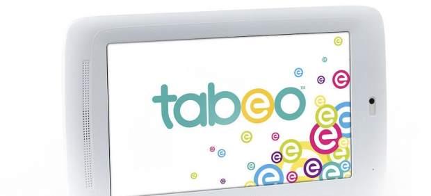 Tabeo, la tableta para ni�os