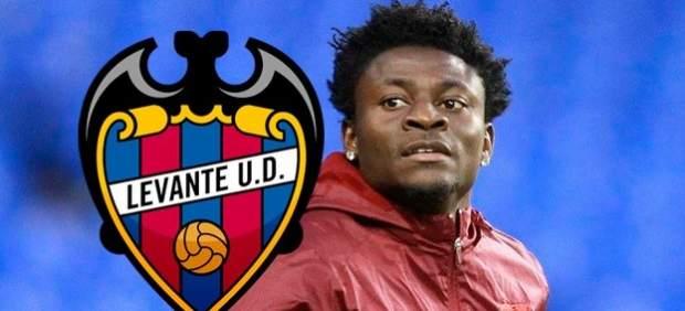 El Levante anuncia el fichaje de Martins, exjugador del Inter