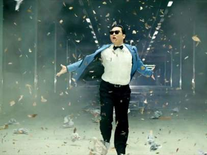 PSY en 'Gangnam Syle'