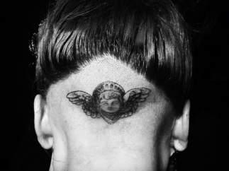 Tatuaje de Lady Gaga
