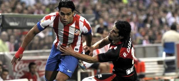 Atlético - Rayo