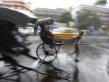 Monzón en India