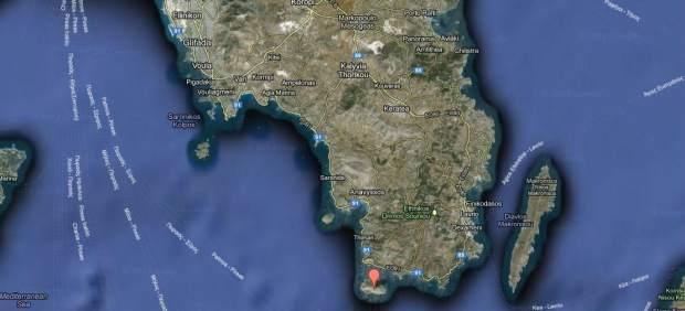 Isla de Patroklos