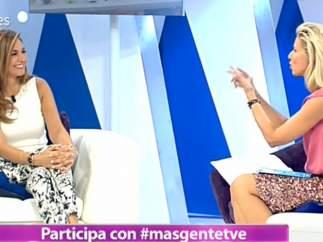 Mariló Montero y Anne Igartiburu