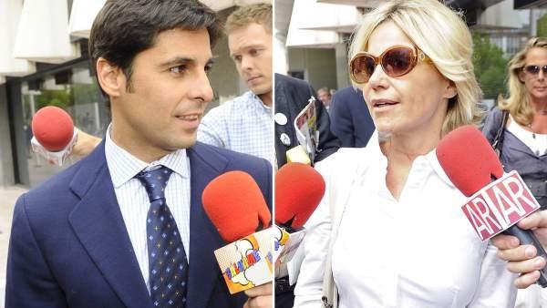 RiveraEnfrentados Francisco En Los Eugenia Irujo Y Martinez De WrdCxBeQo
