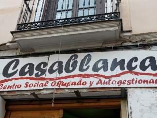 Casablanca, centro social 'okupado'