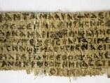 Papiro que habla de la esposa de Jesucristo