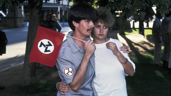 'Right Wing' South Africa, Pretoria, 1991