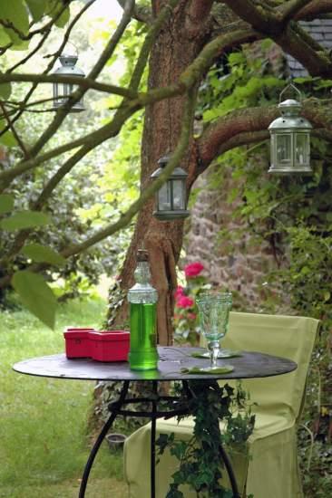 Detalles para decorar el jard n y ponerlo a punto para el - Decorar jardin barato ...