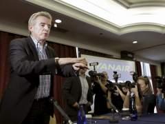 El presidente de Ryanair, Michael O'Leary.