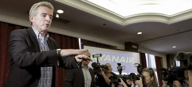 El CEO de Ryanair: